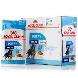 Royal Canin hundemad - Puppy Maxi menu - 10 stk.