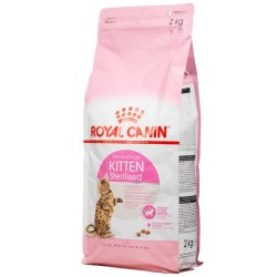 Royal Canin kattefoder - Kitten Sterilised - Kylling