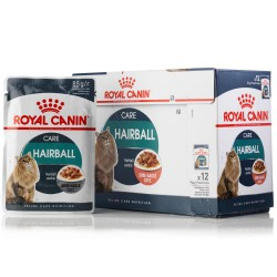 Royal Canin kattemad - Hairball Care - 12 stk.