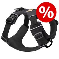 Ruffwear hundesele Front Range Harness til særpris! - Str L-XL: 81 - 107 cm Brustumfang, B 24 mm, grau