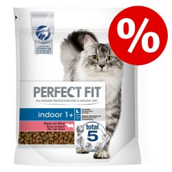 SÆRPRIS! Perfect Fit kattetørfoder - Senior 7+ Okse (750 g)