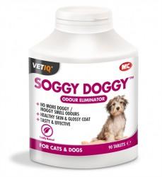 Soggy Doggy /FleaGuard - undgå ubehagelige pels og kropslugte, flåter og lopper