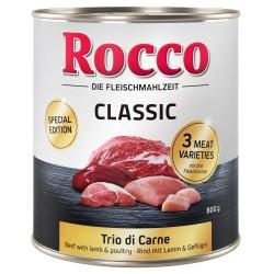 Special Edition: Rocco Classic Trio di Carne - 6 x 800 g