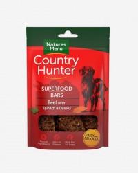 Superfood Bar - Oksekød, Spinat & Quinoa