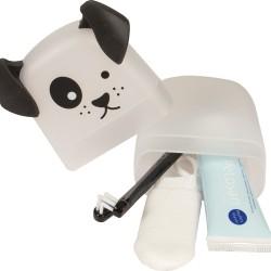 Tandbørste - fingertandbørste / tandpasta til hvalpe og små hunde
