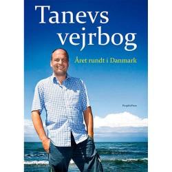 Tanevs vejrbog - Året rundt i Danmark - Indbundet