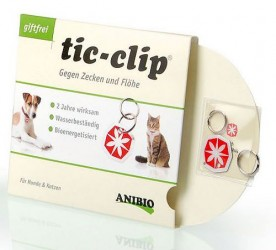 Tic-Clip mod flåter og lopper - SUPER TILBUD