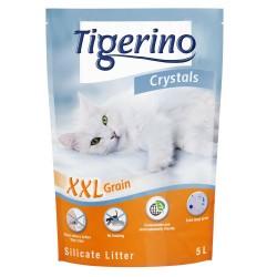Tigerino Crystals XXL kattegrus - - Økonomipakke: 6 x 5 l