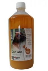 Tikki Duo olie - 1 ltr.- lakseolie og fårefedt TILBUD