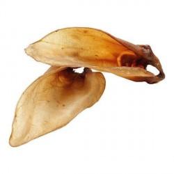 Tørrede okseører med muskel, 5 stk