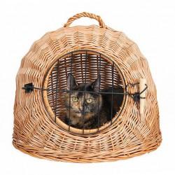Transportbur til katte i pil