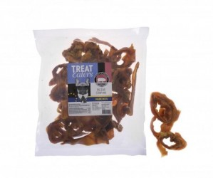 Treateaters Pig Ears Strip Mix - XL Pose, 450 g