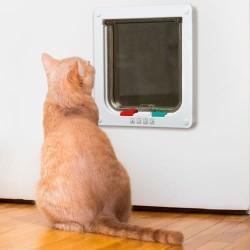 Trofast kattelem - Freja - Hvid