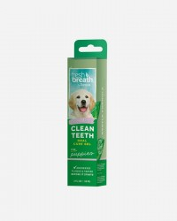 Tropiclean Tandgel ??? forebygger plak og tandsten hos hunde og katte, Hvalpe
