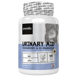 Urinhjælpemiddel til Hunde