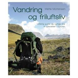 Vandring og friluftsliv - Paperback