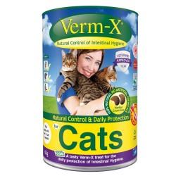 Verm-X godbidder til katte - 60 g