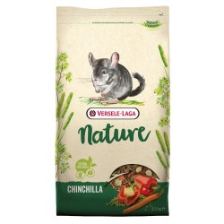 Versele-Laga Nature Chinchilla - 9 kg*