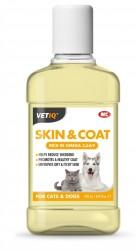 VetIQ Sheen UM Oil pels conditioner til hunde og hvalpe 250ml