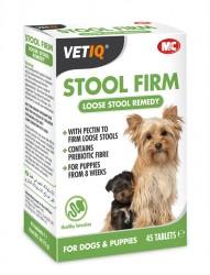 VetIQ® Stool Firm tabletter mod tynd mave hos hunde 45 stk