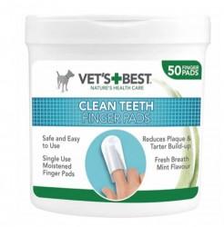 Vets Best clean fingertut til tandpleje