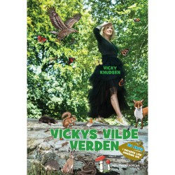 Vickys vilde verden - Hardback