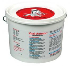 Vital-Animin til hest 7 kg + GRATIS HESTEGODBIDDER