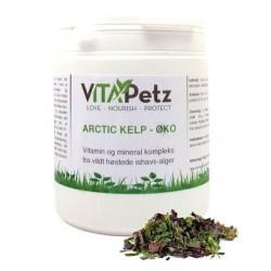 VitaPetz Arctic Kelp, Økologisk pulver, 400 gr