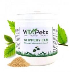 VitaPetz Slippery Elm, Elmebark vildtsamlet i Canada, 60 gr