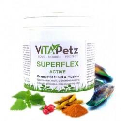 VitaPetz Superflex Active, til led og muskler, 1 kg refill