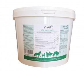 ViVet til hest 7,5 kg + 1 KG GRATIS HESTEGODBIDDER