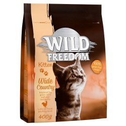 Wild Freedom Kitten ''Wide Country'' - Fjerkræ - 400 g