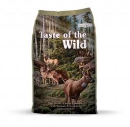Wild Pine Forest m. Hjort 12,2 kg - Taste of the Wild - M/GRATIS LEVERING OG GRATIS GODBIDDER