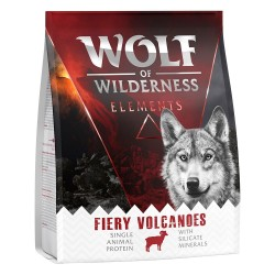Wolf of Wilderness ''Fiery Volcanoes'' - Lam - 5 kg