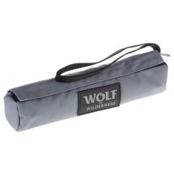Wolf of Wilderness træningsdummy med håndløkke - Passende godbid: Raw Kyllingehjerter (70 g)