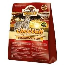 Wolfsblut Wildcat Cheetah, Kattemad med lam, 3 kg