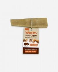 Yakers Dog Chew - Himalayan Yak Milk (fl. str), Medium