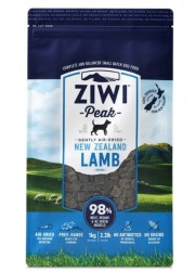 ZiwiPeak Dog - Air-dried Lamb 4 kg