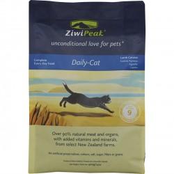ZiwiPeak tørret kød med lam til kat, 400 gr.