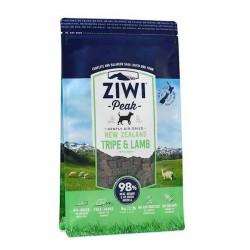 ZiwiPeak Tripe and Lamb, 2,5 kg - KORT DATO