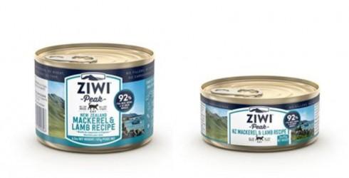 ZP Cat Cans Mackerel/Lamb, 185 g