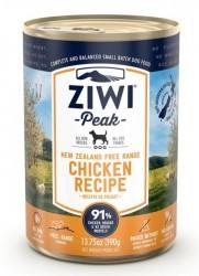 ZP Dog Cans Chicken, 390 g